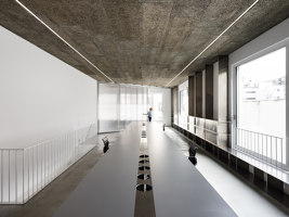 BAM Office | Office facilities | Gonzalez Haase Architects
