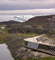 Ilulissat Icefjord Centre | Trade fair & exhibition buildings | Dorte Mandrup Arkitekter