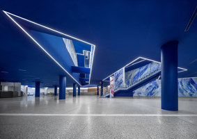 Liederhalle Kultur- und Kongresszentrum | Administration buildings | pfarré lighting design