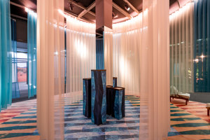 The water`s journey | Installations | THDP