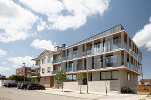 Bloco Habitacional I   Apartment blocks   Carolina Freitas Arquitectura