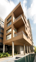 Arua' building by FGMF architects | Manufacturer references | Felli