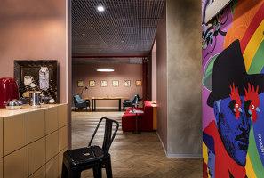 Record Company Office | Office buildings | Two Interior Design Studio