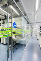 BASF B007 Laboratory building | Manufacturer references | Feco