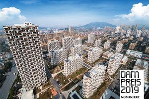 Yu Hang   Apartment blocks   Peter Ruge Architekten