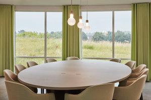 Kvadrat HQ Refurbished | Office facilities | Sevil Peach