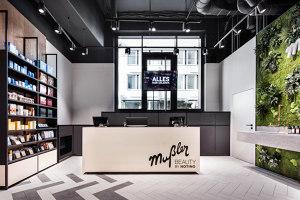 Mußler Beauty by Notino | Diseño de tiendas | DIA - Dittel Architekten
