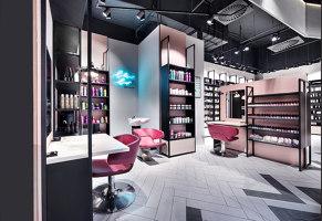 Mußler Beauty by Notino | Shop interiors | DIA - Dittel Architekten