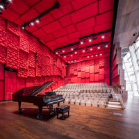 Voxman Music Building | Concert halls | LMN Architects