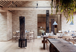 Noma | Restaurant interiors | Studio David Thulstrup
