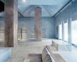 Céline Flagship Store | Shop interiors | Valerio Olgiati