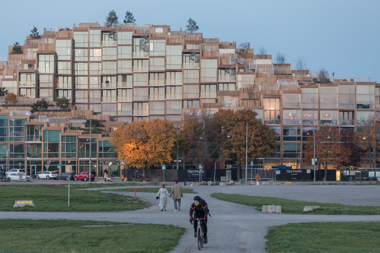 79&Park de BIG / Bjarke Ingels Group | Immeubles
