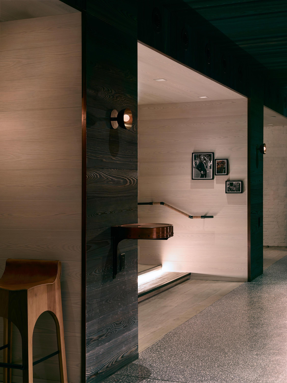 Mobile Bagno New York moxy times square di yabu pushelberg | alberghi - interni