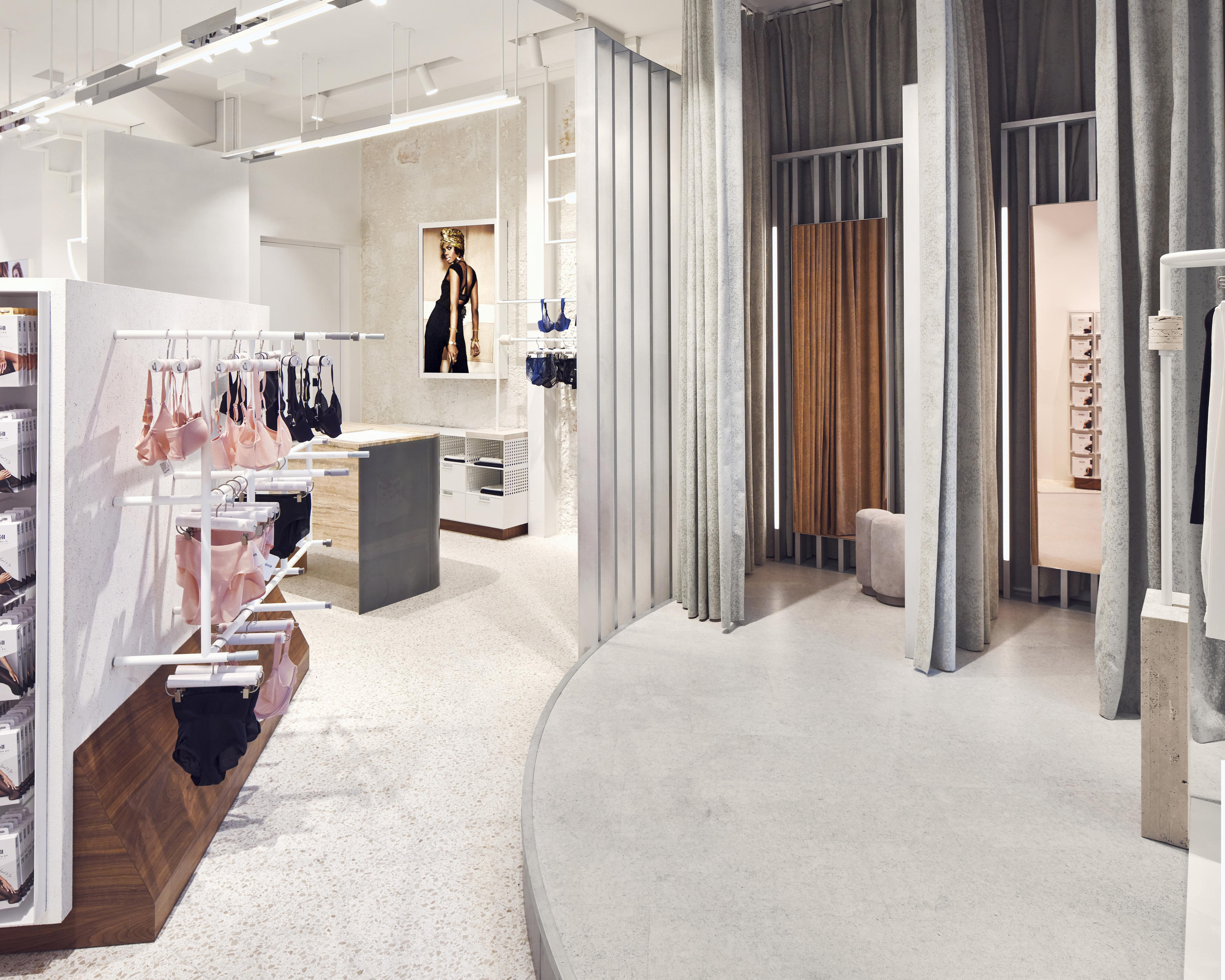 Interior Design Studio Amsterdam wolford amsterdam flagship store by studio modijefsky | shop