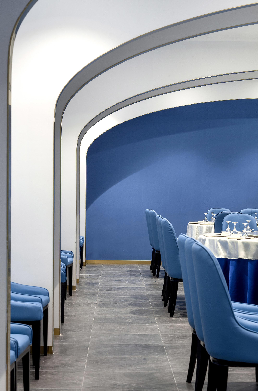 Shunfenglou Seafood Restaurant De Topos Design Clans Diseno De Restaurantes