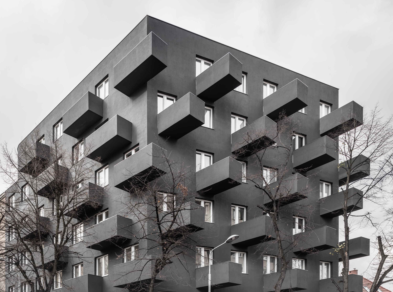 UNIKATO by Robert Konieczny KWK Promes | Apartment blocks