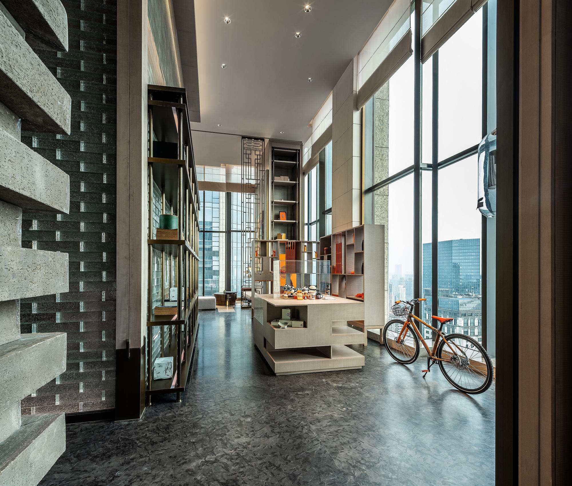 Canopy By Hilton In Chengdu De Ccd Cheng Chung Design Interieurs D Hotel