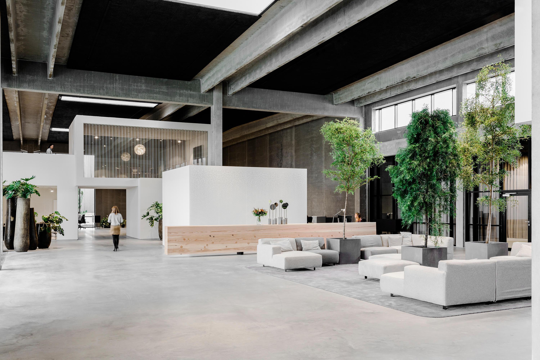 ambiente headquarters in skanderborg von ambiente a/s | büroräume  architonic