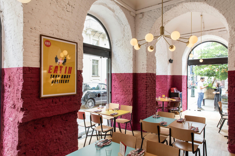 Berbere Torino Centro Von Rizoma Architetture Restaurant Interieurs