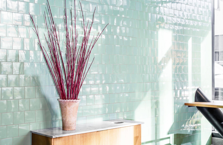 Elm Coffee Roasters de Olson Kundig   Cafeterías - Interiores