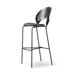 Trinidad Stool - seat upholstered | Bar stools | Fredericia Furniture