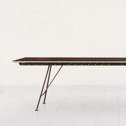 Unistandardtisch | Tables collectivités | Atelier Alinea