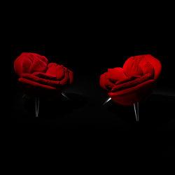 Rose Chair   Armchairs   Edra spa