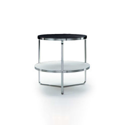 Carlotta Small Table Round | Mesas auxiliares | Flexform
