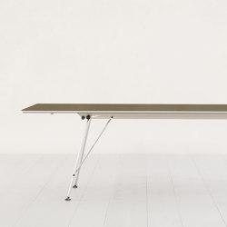Uniklapptisch | Tables collectivités | Atelier Alinea