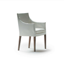 Pat Small Armchair | Sillas | Flexform