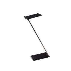 ZETT USB - Schwarz | Lampade tavolo | Baltensweiler