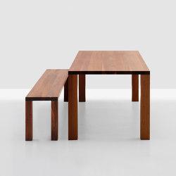 Pjur Bank | Tables et bancs | Zeitraum