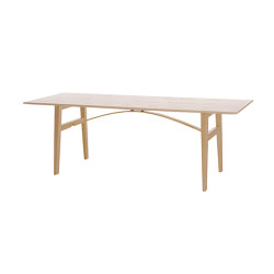 Brygga table BR4 16080 | Dining tables | Karl Andersson & Söner