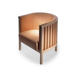Neptunus I easy chair   Poltrone   Gärsnäs