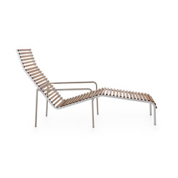 Extempore lounge chair | Sun loungers | extremis