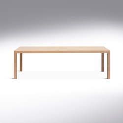 Galler | Block table | Mesas comedor | Schmidinger Möbelbau