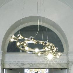 Dione 550 | Suspended lights | Licht im Raum