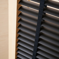 Venetian Blinds | Aluminium | Cord operated systems | Ann Idstein