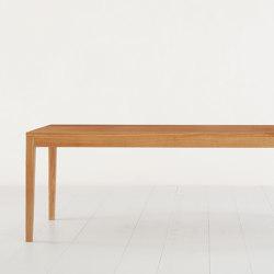 Massivholztisch | Tables de repas | Atelier Alinea