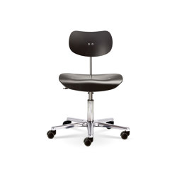 S 197 GH Swivel Chair | Sillas de oficina | Wilde + Spieth