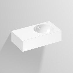 WT.IC600H.R | Wash basins | Alape