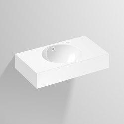 WT.MC800H | Wash basins | Alape