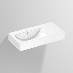 WT.PR800H.L | Wash basins | Alape