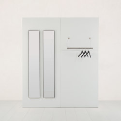 Wetli Hochspiegel 0088 | Miroirs | Atelier Alinea