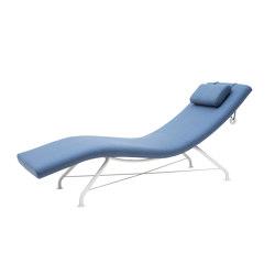 SENSE | Chaise longues | SOFTLINE
