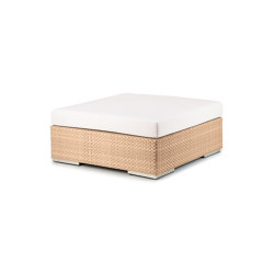 LOUNGE Footstool | Coffee tables | DEDON