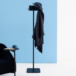Flow Square coat stand   Garderoben   Cascando