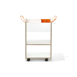 Fixx trolley | Kids storage furniture | Richard Lampert