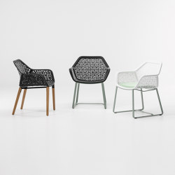 Maia dining armchair | Chaises | KETTAL
