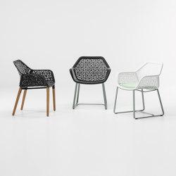 Maia dining armchair | Sillas | KETTAL
